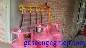 Bình gas công nghiệp Petro Việt Nam