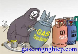 Gas không an toàn