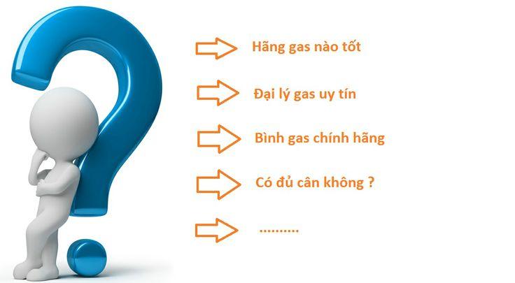 Chọn lựa thương hiệu gas mới